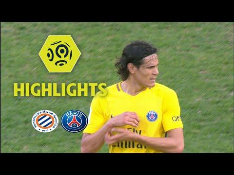 Montpellier Hérault SC - Paris Saint-Germain (0-0) - Highlights - (MHSC - PSG) / 2017-18