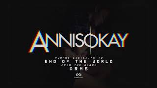 Annisokay - End of the World (OFFICIAL AUDIO)