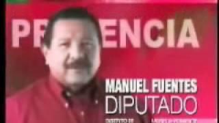 Manuel Fuentes, Distrito X