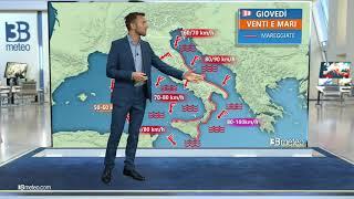 Ecco l'autunno: freddo in tutta Italia, in arrivo piogge e temporali al Sud