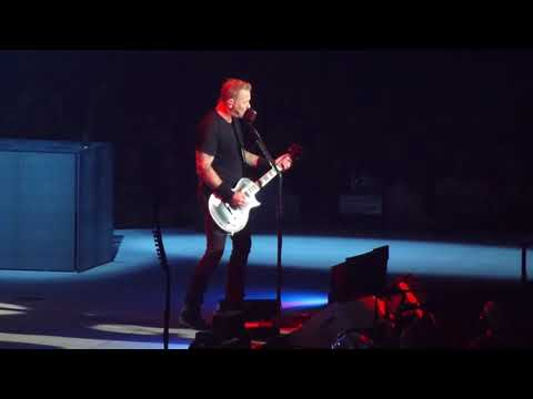 Metallica - Now That We're Dead - live in Stuttgart Germany on April 9 2018 HQ Audio