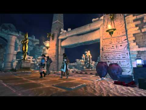"""Let's Play: """"Lara Croft and the Temple of Osiris"""" #2 