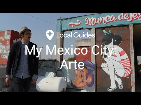 Discover Mexico City's Art Scene - My Mexico City, Episode 3 (4K)