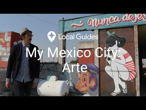 Discover Mexico City's Art Scene - My Mexico City, Ep. 3 (4K)