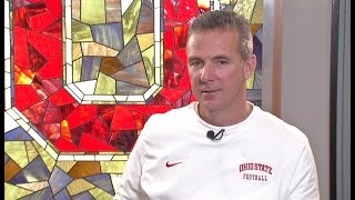 One on one interview with Urban Meyer