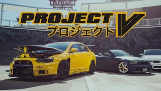 Project V - Evo X Varis Japan / Victory Function Widebody [4K]