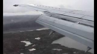 Arrival in Kirkenes after morning flight from Oslo.