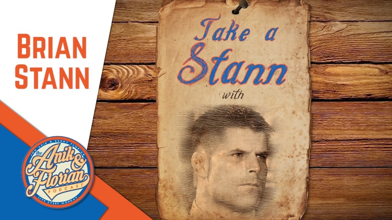 Jon Anik talks to Brian Stann   INTERVIEW   ANIK AND FLORIAN PODCAST