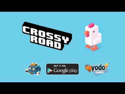 Crossy Road - Google Play Gameplay Trailer