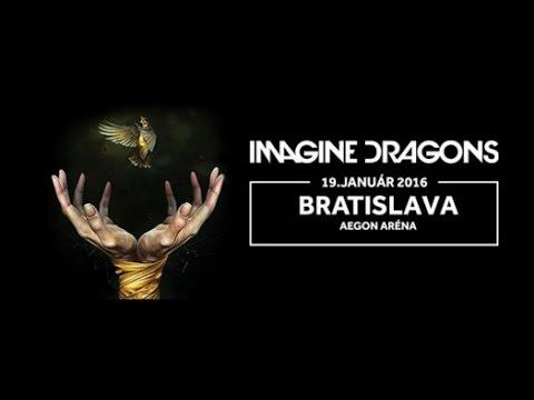 Imagine Dragons | Bratislava 19.1.2015 | Adelite