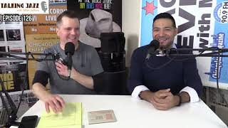 Talking Jazz EPISODE 126 with Guest Victor Garcia