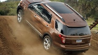 Offroad Ford Explorer cùng Xe Hay