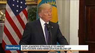 GOP Looks to Avert Shutdown After Trump Rejects DACA Deal