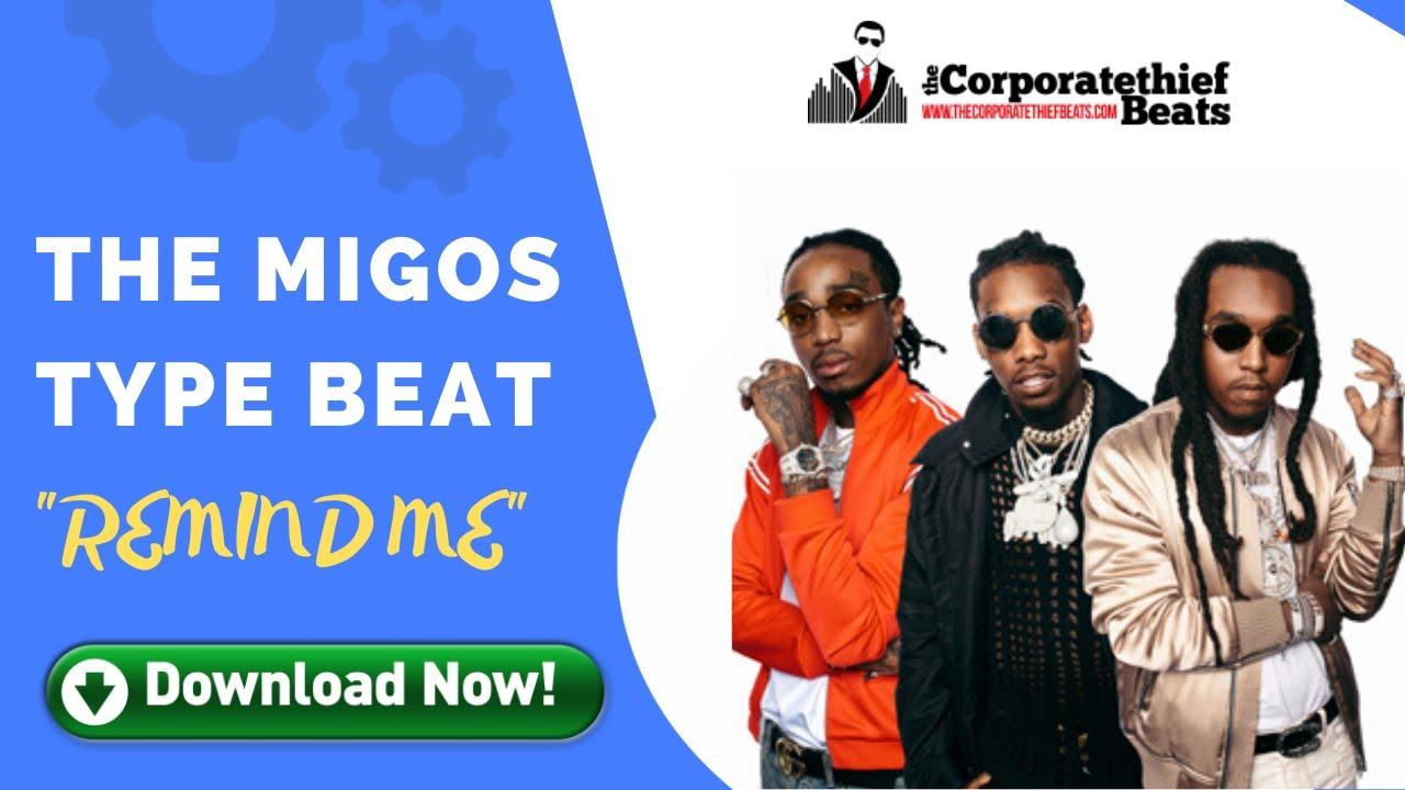 Migos Type Beat 2020 - Remind Me - #MigosTypeBeat