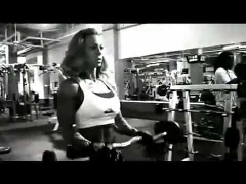Ava Cowan Upper Body Workout
