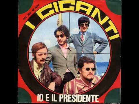 I Giganti -  Io e il Presidente