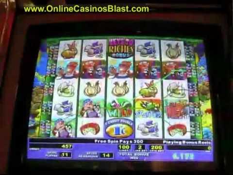 stinkin rich slot wins