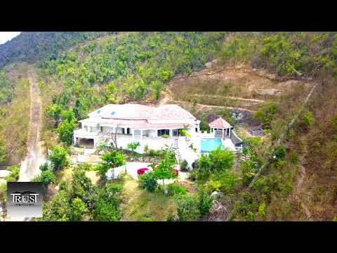 Villa Paradise for sale in Cole bay, st maarten/sint martin