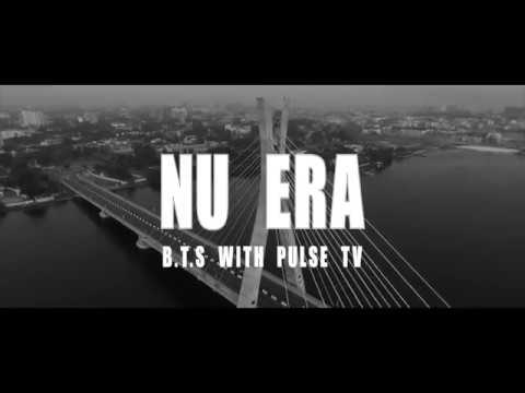 "DJ Nu Kidd: 2018 Pulse TV ""The STORY"" B-T-S,  Lagos"