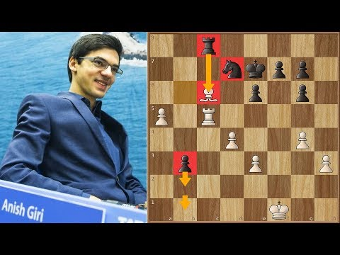 Epic Moment in Chess History | Giri Offers a Draw - Matlakov Declines