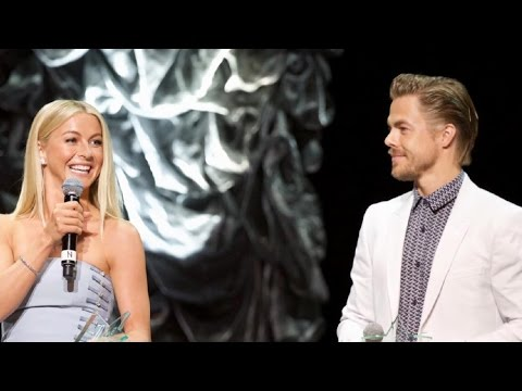 Watch Derek and Julianne Hough Play a Game of 'Sibling Confidential'