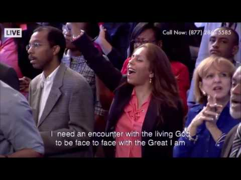 King Jesus Ministries (Guillermo Maldonado) - I Need An Encounter