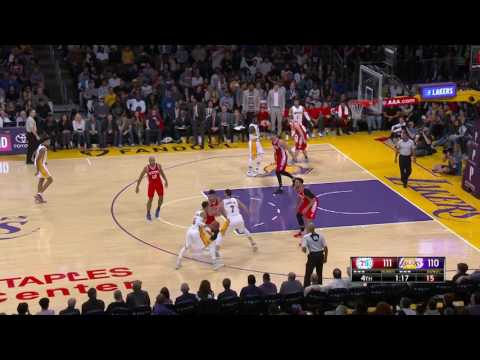 Philadelphia 76ers at Los Angeles Lakers - March 12, 2017