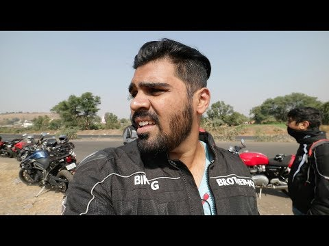 Day 1 | Hyderabad to Pune | Triumph Tiger