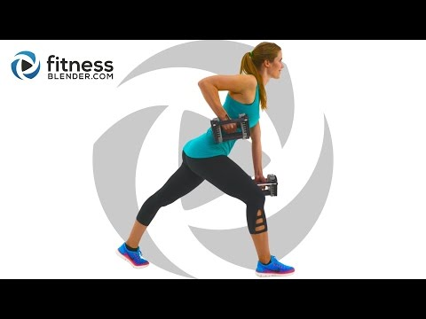 Physical fitness program - 10-Minute Total Body Strength Workout