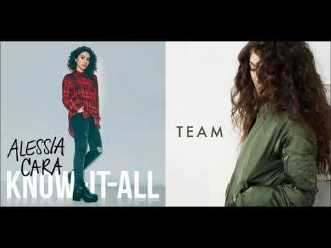 Wild Team (Mashup) - Alessia Cara & Lorde