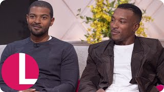 Noel Clarke and Ashley Walters on Body Transformations, Working With Stormzy & Top Boy | Lorraine