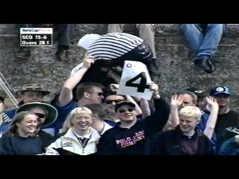 New Zealand v Scotland 1999 Cricket World Cup