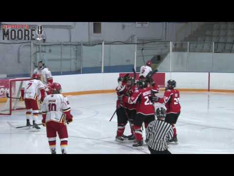 Highlights from Cole Harbour Wolfpack 3-0 win over Macs