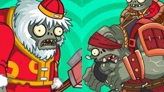 Plants vs Zombies 2 - Free Puzzle Challenge Kung Fu YETI ! PvZ 2 China