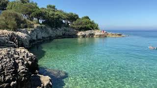 4K 2020 Arena Campsite. Pula, Istria part 1