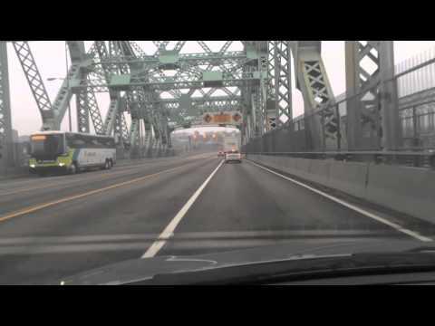 Driving Around Montreal