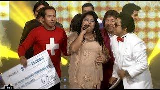 Yo Soy: Una emocionada La India nos regaló su último tema de la temporada