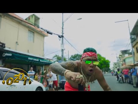 Bajamos Clean Remix Ft El Cherry Scom- Yomel El Meloso (Video Oficial)