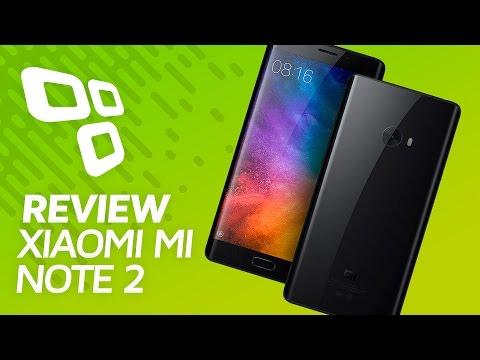 Xiaomi Mi Note 2 - Análise/Review - TecMundo