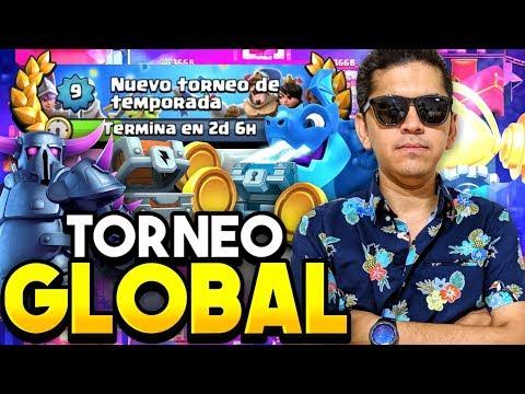 SALSEO TORNEO GLOBAL 15-0 Y LADDER TOP