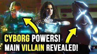 Doom Patrol TRAILER Reveals THIS About Mr Nobody & Cyborg!