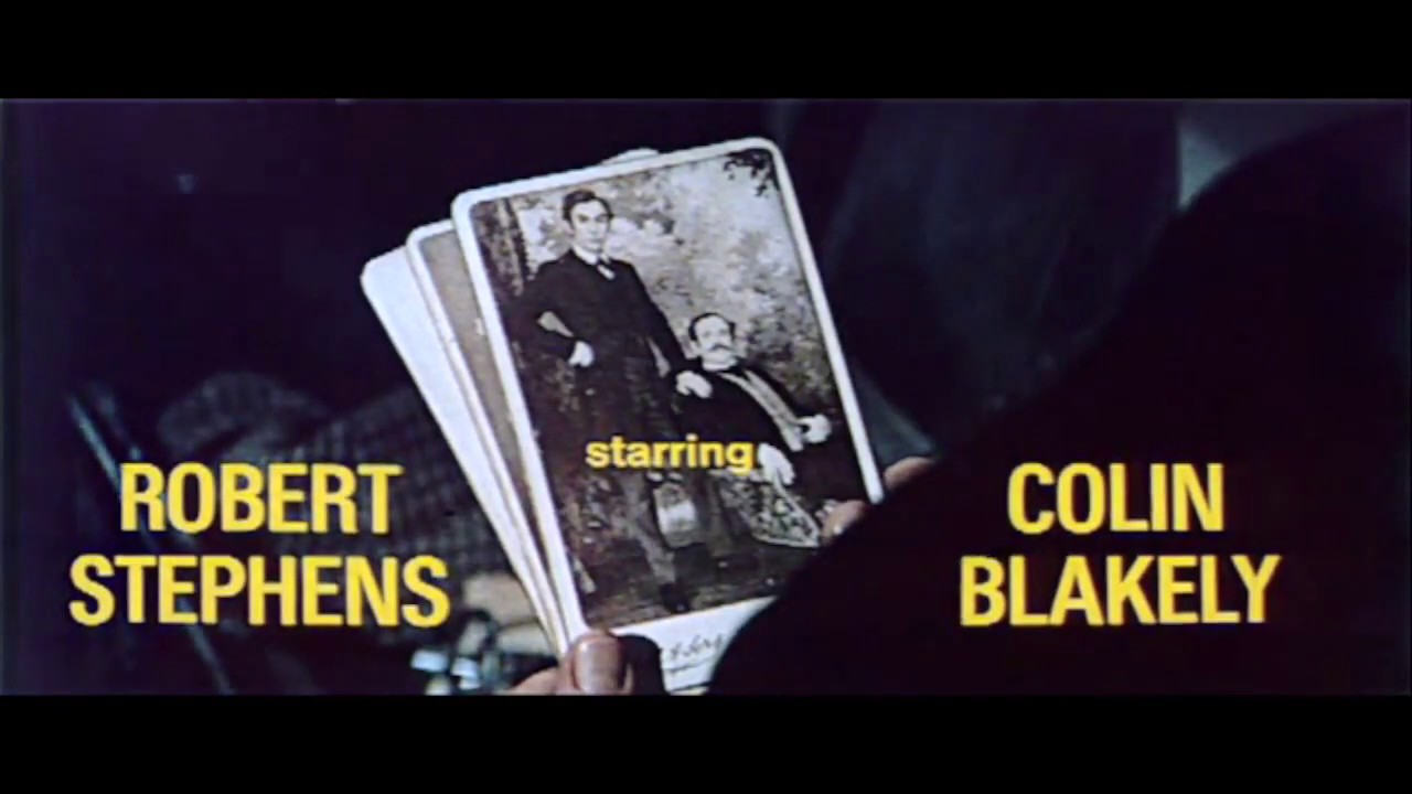 Download THE PRIVATE LIFE OF SHERLOCK HOLMES (1970) restaured trailer with French Subs