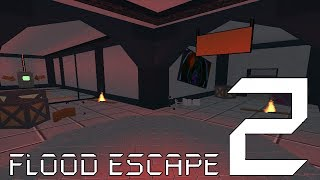 Roblox Flood Escape 2 (Test Map) | Forgotten Hospital [REMAKE!] | By TLC + Announcment!