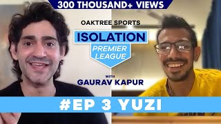 Isolation Premier League | Game 3 : GK Tests Chatur Chahal