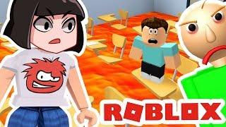 BALDI не выпускает из ШКОЛЫ - КАЖДЫЙ ШКОЛЬНИК ТАКОЙ в Школе Роблокс Roblox скетч видео для детей