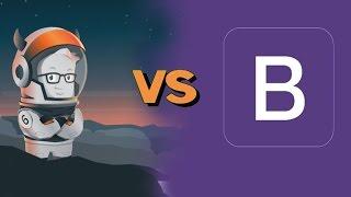 Bootstrap 4  против Foundation 6. Что выбрать?