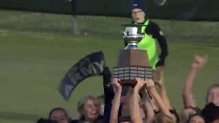 2019 Women's Soccer Army-Navy Patriot League Championship Highlights