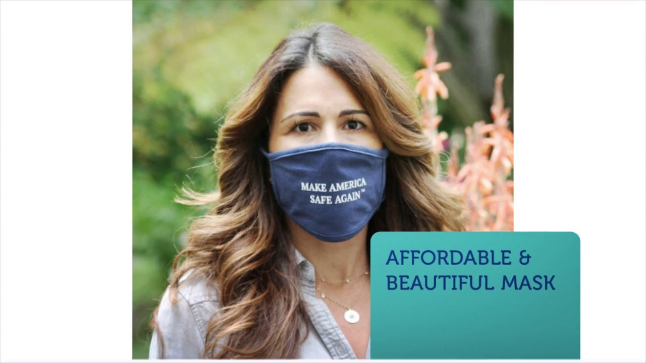 Masa Masks : Make America Safe Again