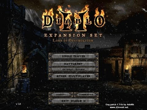 Diablo 2 Installer Has Stopped Working