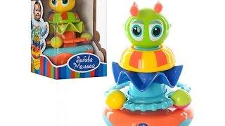 Видео обзор детская игрушка - Zhorya Игра пирамидка-муравей (kidtoy.in.ua)(Zhorya Игра пирамидка-муравей, муз, на батарейке, в коробке Длина: 14.0 см. Ширина: 14.0 см. Высота: 24.0 см. Заказать:..., 2014-08-28T17:24:54.000Z)